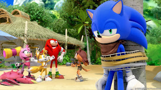 Capítulo de la serie Sonic Boom
