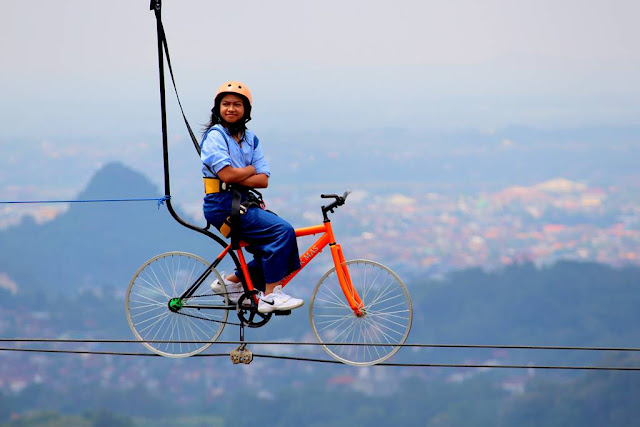 Puncak Mas - Surganya Pecinta Selfie di Bandar Lampung