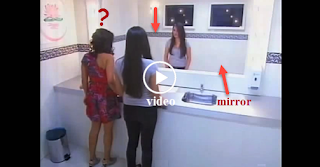 No Mirror Reflection Prank