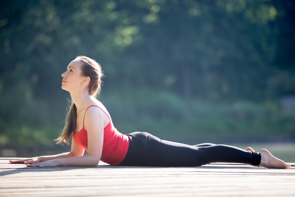 Bel Ağrılarınıza İyi Gelecek 7 Yoga Hareketi