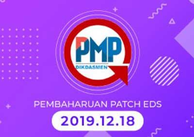 PMP EDS Offline Versi 2019.12.18 Update