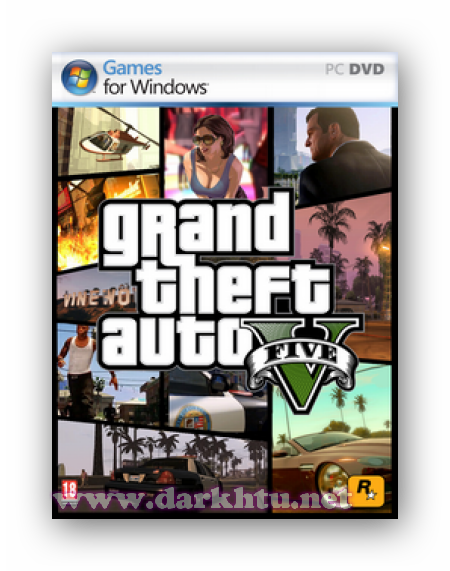 Grand Theft Auto 5 (GTA V) For PC Full Version Free Download
