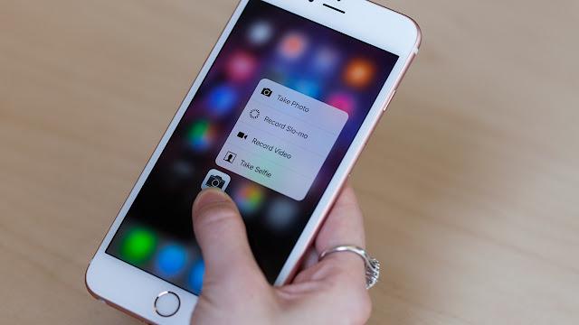 Apple Iphone 6S Plus SmartPhone 2016