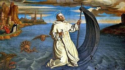 St. Raymond of Peñafort's Greatest Miracle