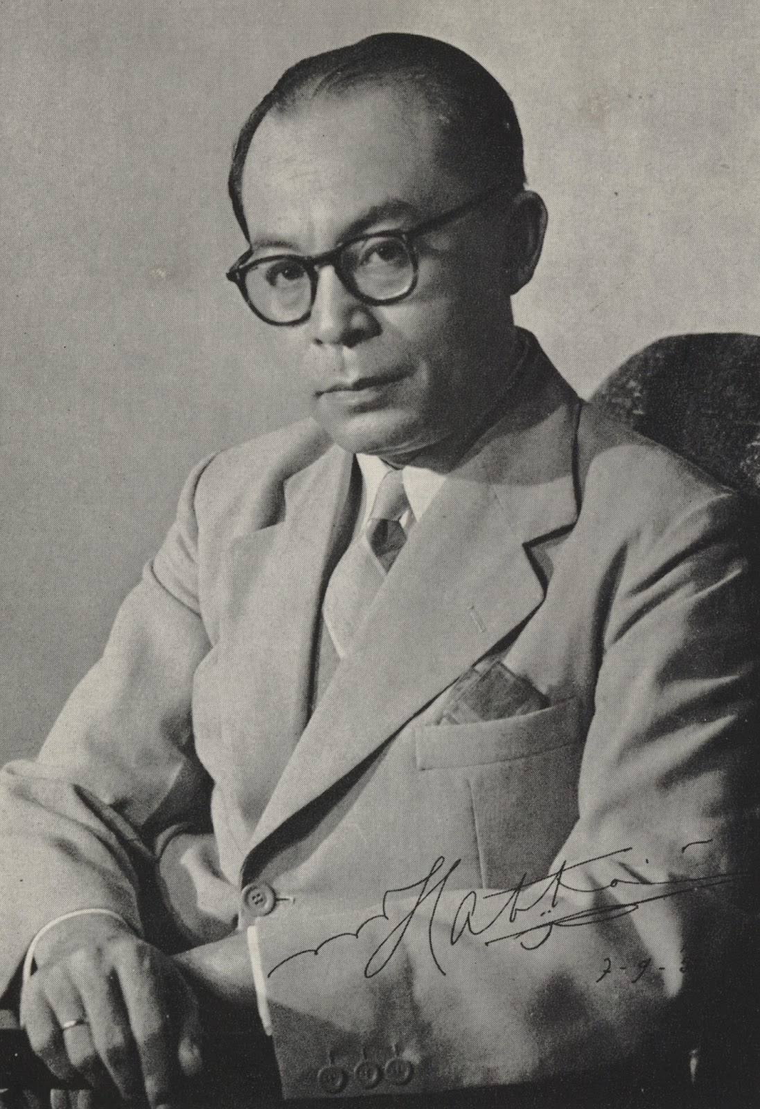 Biografi Mohammad Hatta Secara Singkat