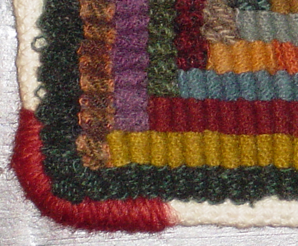 Rug Hooking Finishing Techniques