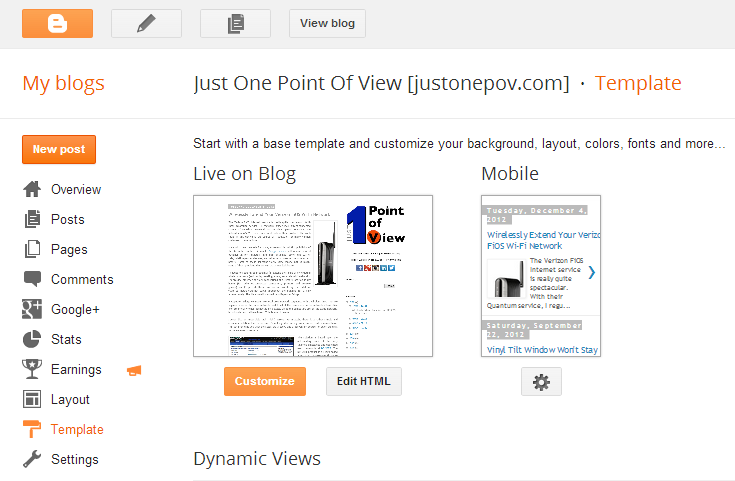 Just One Point Of View [justonepov.com]: Embedding a Moot Forum in ...