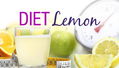 Tips Diet Dengan Baking Soda + Buah Lemon