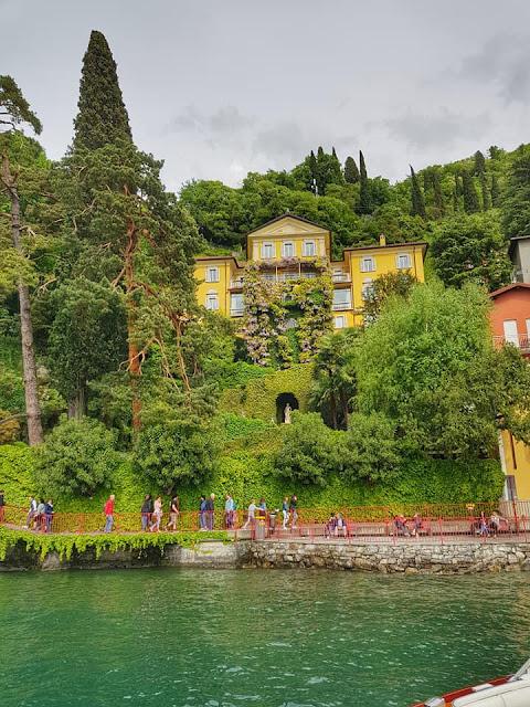 Gita a Varenna sul lago di Como