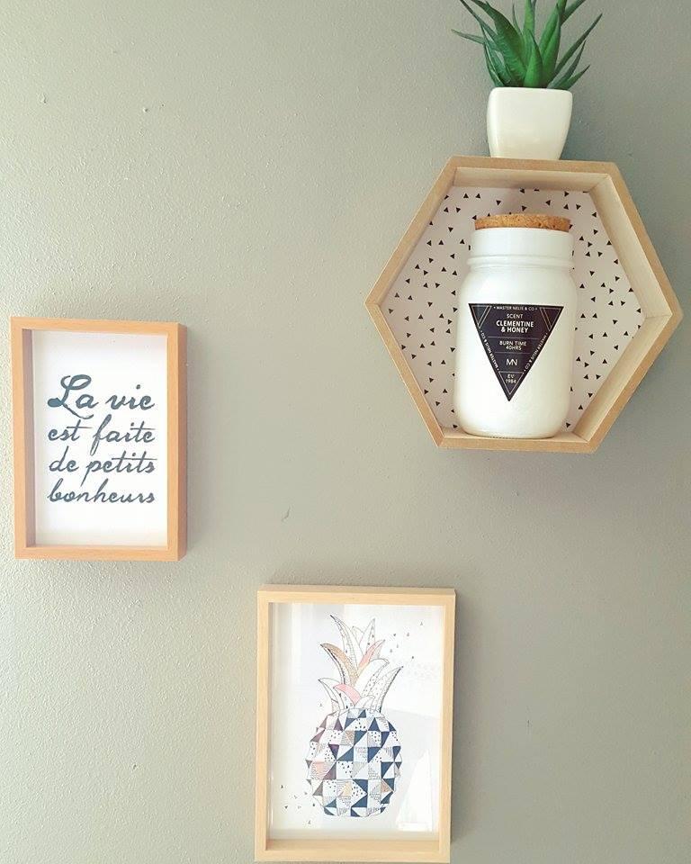 les bons plans de cyrielle mon nouveau bureau et ma d co. Black Bedroom Furniture Sets. Home Design Ideas