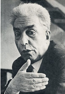Photograph of Luigi Dallapiccola (1904-1975)