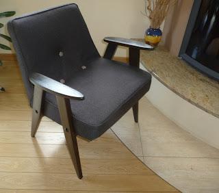 wyremontowany fotel chierowski 366