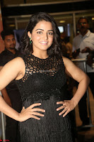 Wamiqa Gabbi in a sleeveless Black Designer Transparent Gown at 64th Jio Filmfare Awards South ~  Exclusive 138.JPG