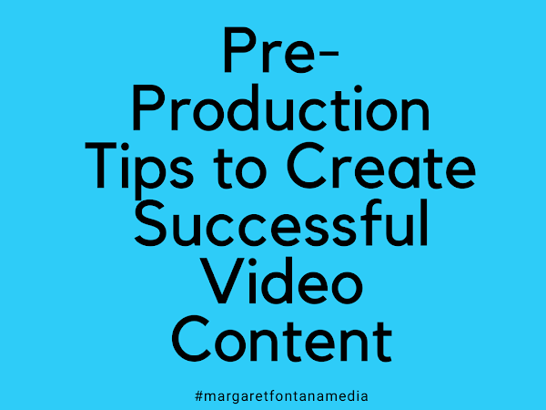 🎬 Pre-Production Tips to Create Successful Video Content
