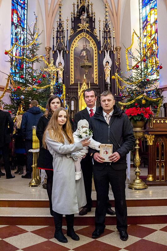 parafia Niemce, zdjęcia ze chrztu Niemce, fotograf Lublin,