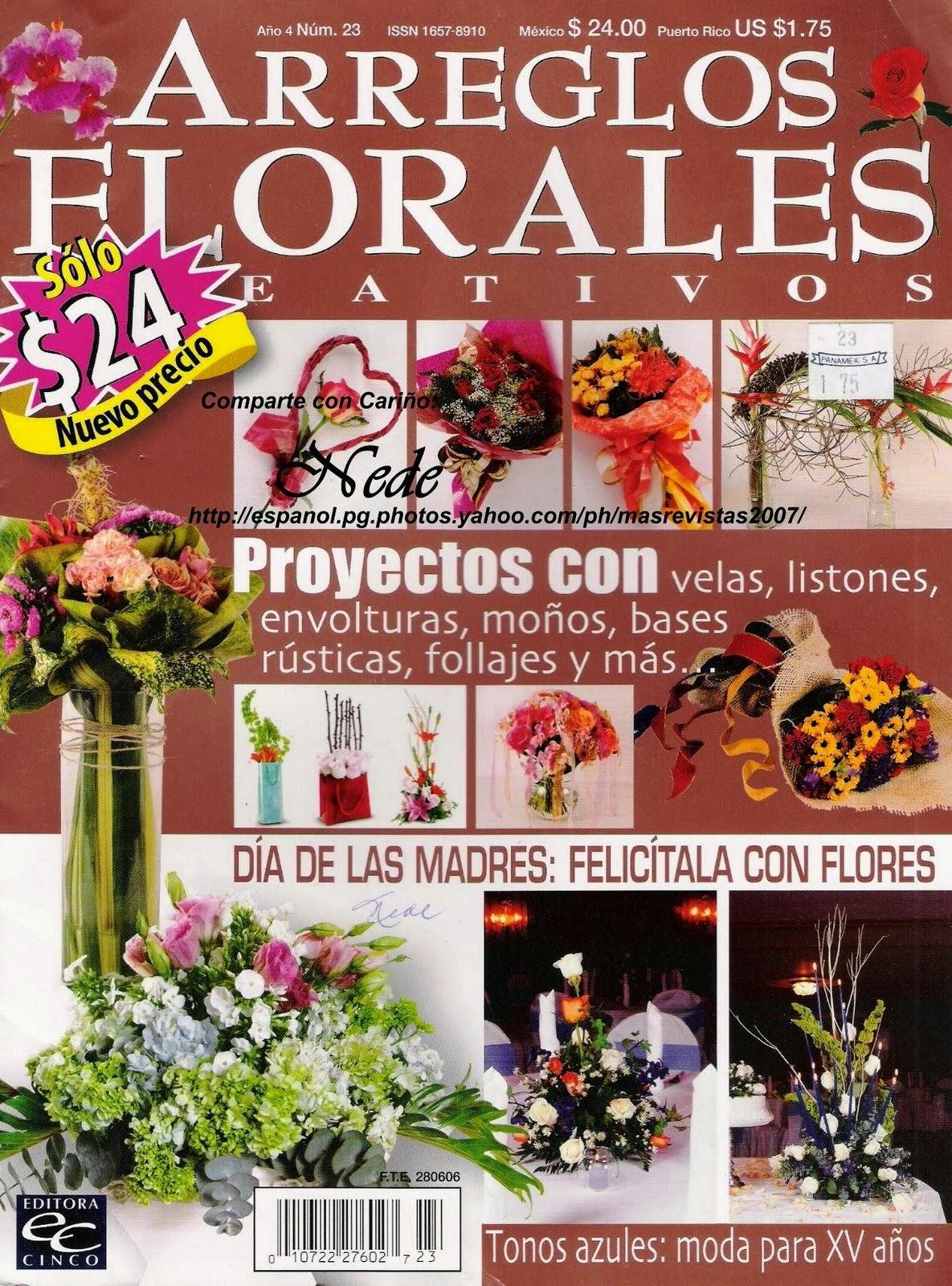 Manualidades Arreglos Florales Creativos
