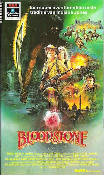 Bloodstone 1988 Dual Audio Hindi Bluray Download