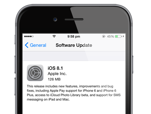 iOS 8 Download Links For iPhone, iPad, iPod
