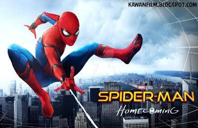 Spider-Man: Homecoming (2017) Bluray Subtitle Indonesia