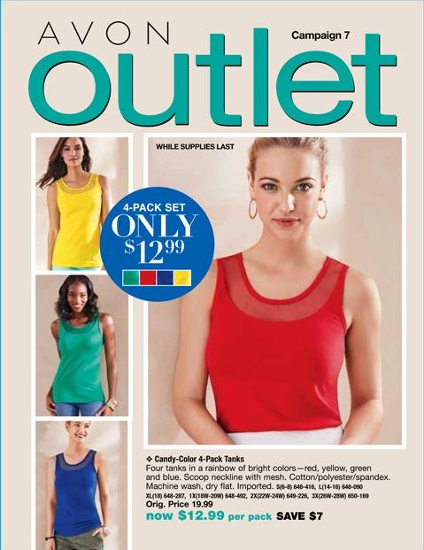Avon Outlet Campaign 7 2017 Catalog Online MoxieMavenBeauty.com