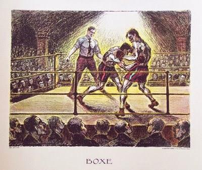 Boxe, História do Boxe