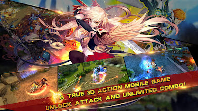 Art of Sword - EN (CBT) APK Latest Version 4.0.6 For Android Free Download (97.2MB)