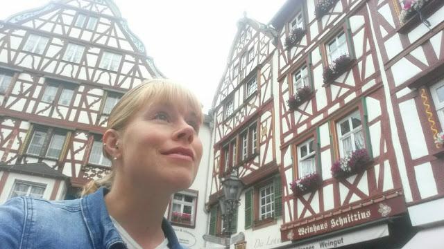 vihreän saaren emäntä, saksa, mosel, vanhat talot