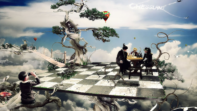 Chess Is Alien Game?: There Are More Possible Chess Games Than All Atoms In The Universe