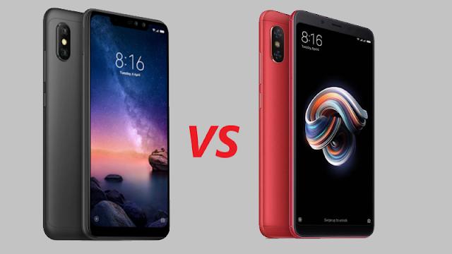 Xiaomi Redmi Note 6 Pro vs Xiaomi Redmi Note 5 Pro: Should you upgrade?