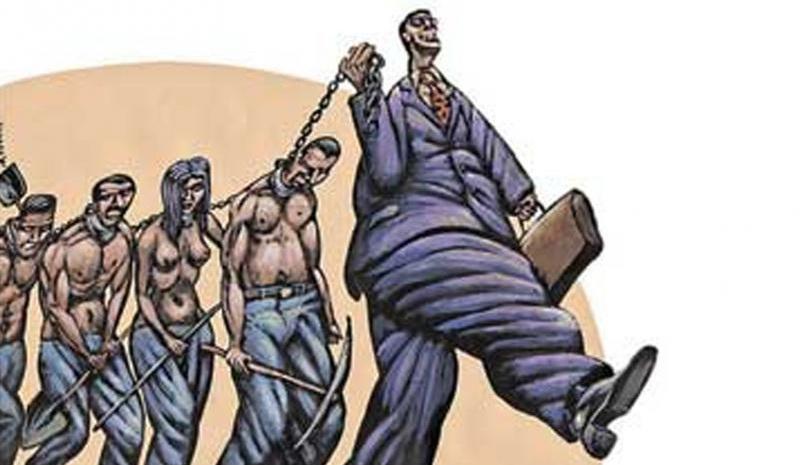 Μισθωτή σκλαβιά στις εργατικές «φυτείες» της Ελλάδας