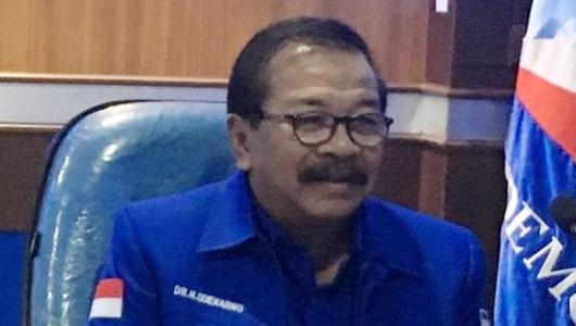Soekarwo: 86 Persen Caleg Demokrat Jatim Dukung Jokowi
