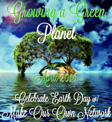 Enter the Growing a Green Planet 2016 Giveaway. Ends 4/15