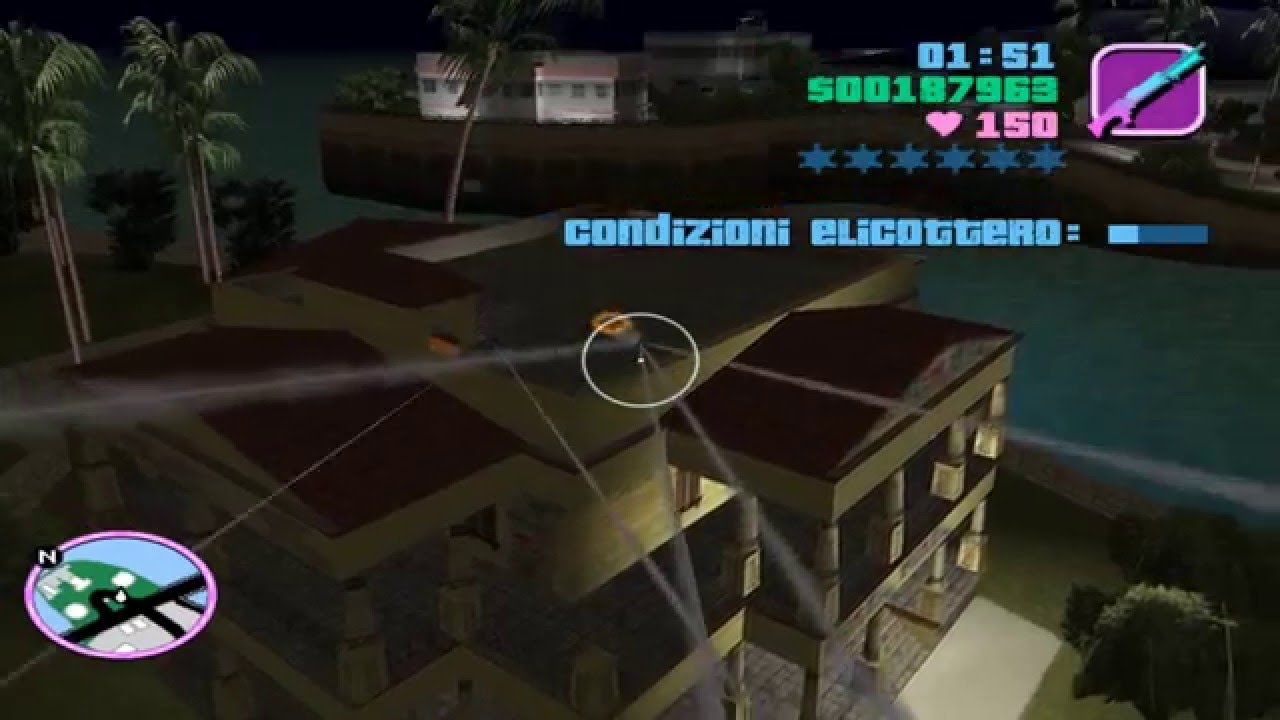 Game World: Vice City