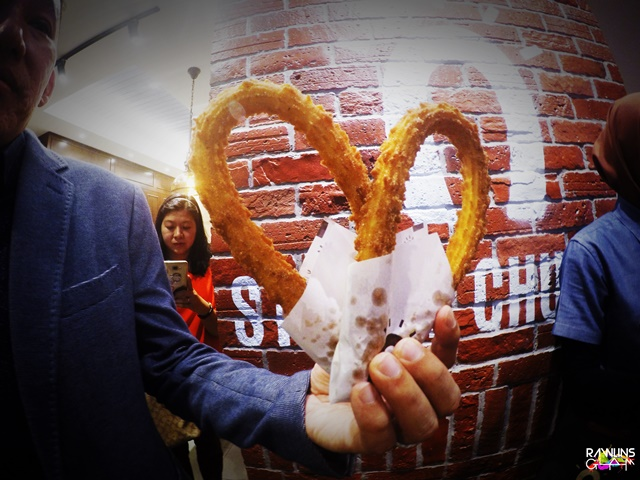Ah Chu, byrawlins, Churros, Filling Chu, food review, JomChurros, korea, Street Churros, Street Food, StreetChurrosMY,