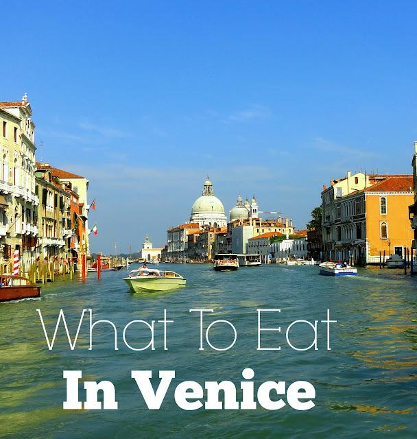 Venice-Italy-Food
