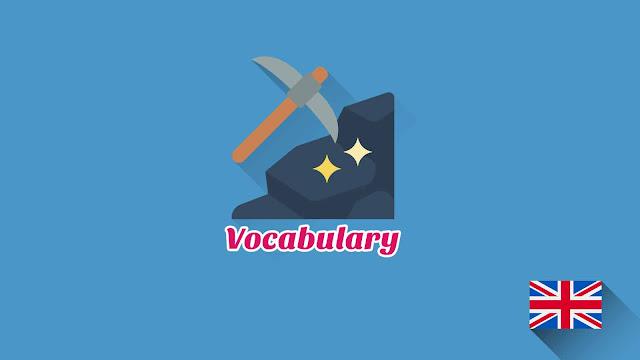 Kosakata Bahasa Inggris Tambang Disertai Gambar Dan Pronunciation