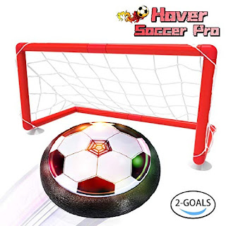 LOFEE Birthday Presents For 3 10 Year Old BoyIndoor Hover Ball With 2 Goals Toys 4 5 6 Boy Gifts 7 8 9 Boys Black HB12 2019