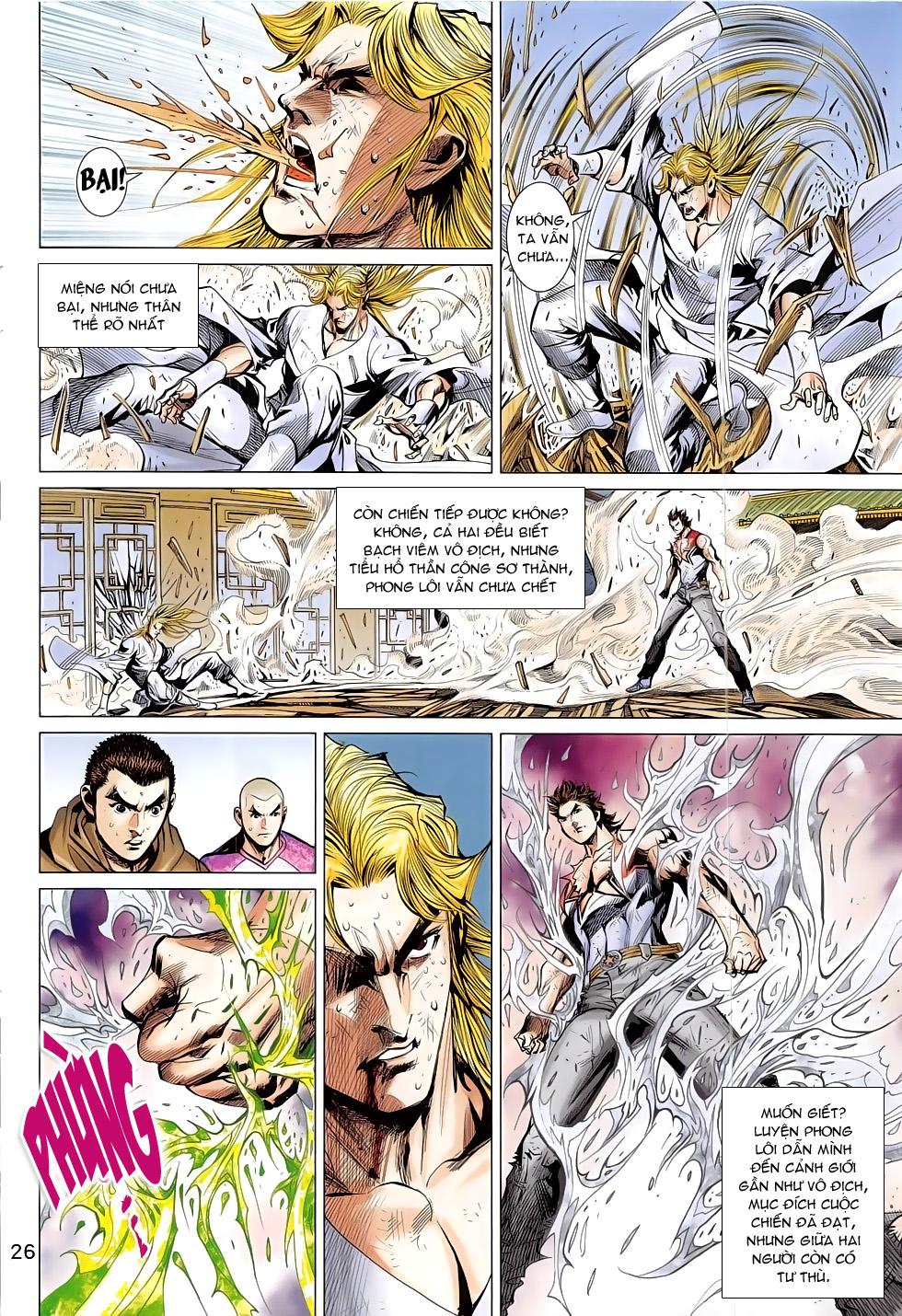 Đông Phương Chân Long chap 65 - Trang 26
