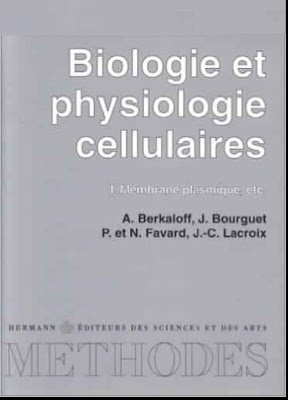 Télécharger Livre Gratuit Biologie et physiologie cellulaires pdf