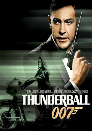 Thunderball 1965 Hindi Dual Audio 300mb Dvdscr Movie Download 700MB