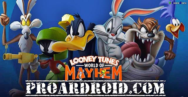 تحميل لعبة Looney Tunes World of Mayhem النسخة المهكرة