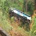 Em Natividade duas pessoas morrem e várias ficaram feridas após ônibus cair ribanceira na RJ-220
