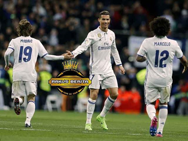 Jelang Laga Lawan Leganes, 3 Pemain Inti Madrid Istirahat