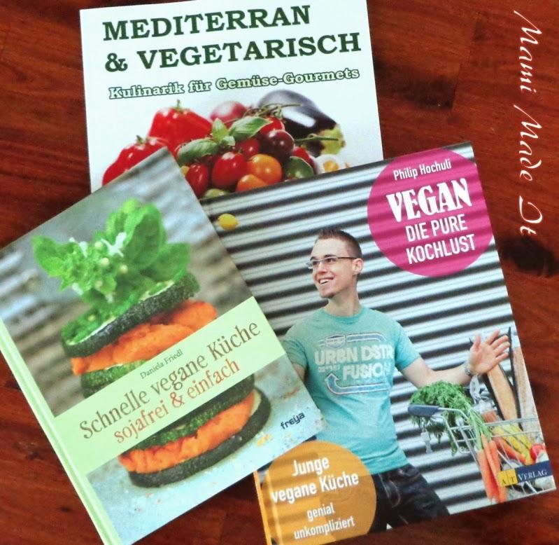 Vegan Vegetarische Kochbücher