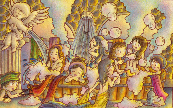 Cerita Rakyat Jaka Tarub Theresia Putri