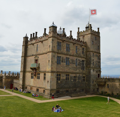 Visiting Bolsover Castle in Derbyshire | English Tourism Week