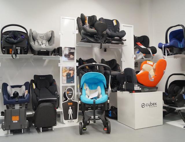 Kindersitze Babyschalen Reboarder