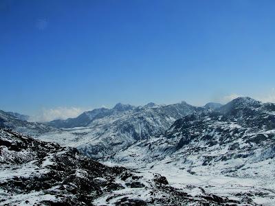 Icy Terrain of Nathula at Sikkim @DoiBedouin