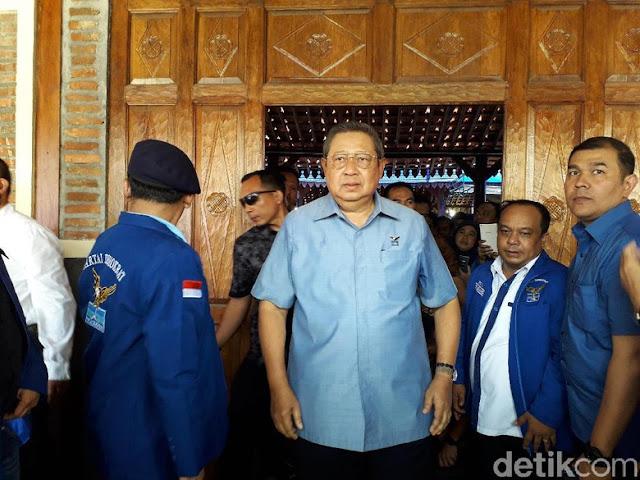 SBY: Megawati Berhenti Garap Suramadu, Saya Tak Sebut Mangkrak