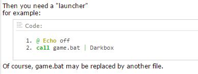 DarkBox - An Amazing Batch Server | By TSnake